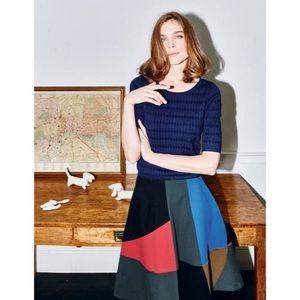 Boden Alice Ponte Skirt